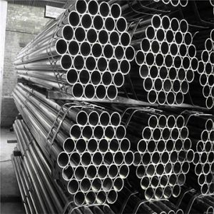 Pre Galvanized steel welded pipe